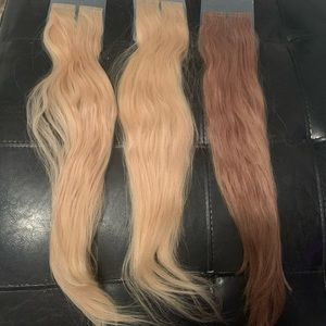"""30tabs of 20-22"""" Hotheads hair extensions"""